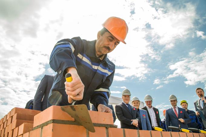 В жилом квартале NEWПИТЕР (пос. Новоселье) заложен первый детский сад фото 28