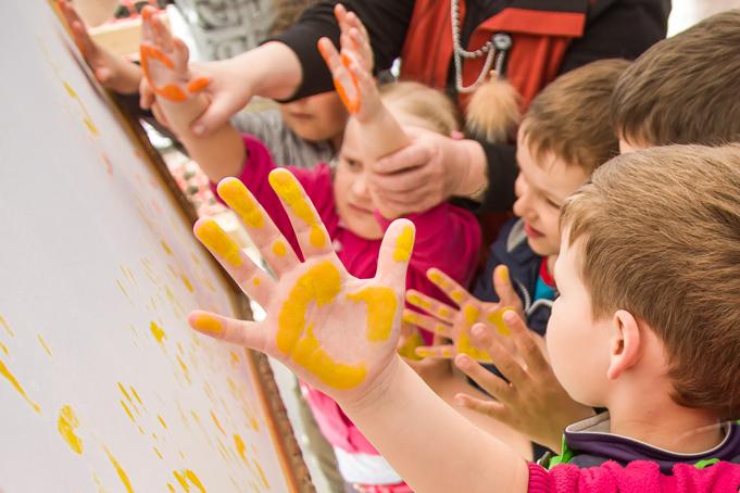 В жилом квартале NEWПИТЕР (пос. Новоселье) заложен первый детский сад фото 20