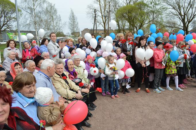 День Победы в пос. Аннино и Новоселье фото 28