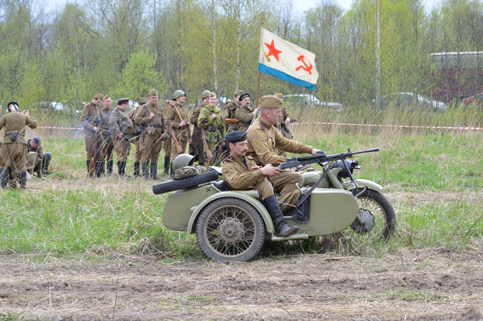 День Победы в пос. Аннино и Новоселье фото 24