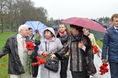 «Строительный трест» возлагает цветы к Пискаревскому мемориалу фото 2