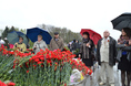 «Строительный трест» возлагает цветы к Пискаревскому мемориалу фото 10