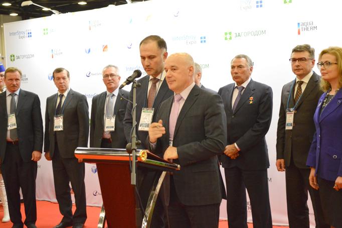 Подписание соглашения о добросовестной работе между застройщиками и Правительством Санкт-Петербурга фото 16