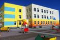В поселке Новоселье построен муниципальный детский сад - Строительный трест - фото №1