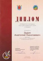 Диплом Зудин А.Н.