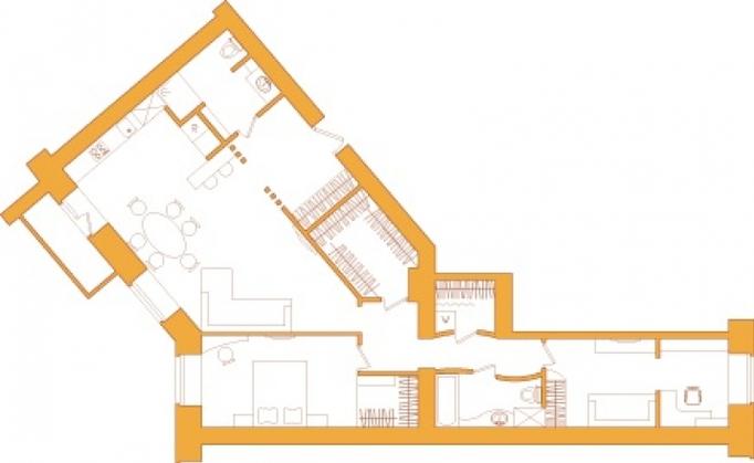 Перепланировка — создание идеальной квартиры - Строительный трест - фото №3