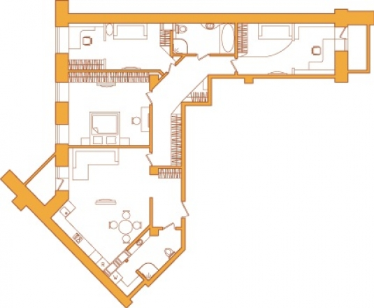 Перепланировка — создание идеальной квартиры - Строительный трест - фото №2