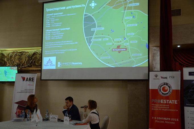 Жилой квартал NEWПИТЕР на конференции «Девелопмент Ленинградской области» фото 4