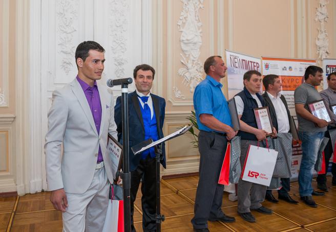 Награждение победителей конкурса «Лучший каменщик», 1 июня 2015 года фото 20