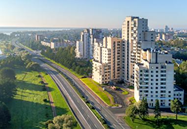 Строительный трест сдал ЖК «Капитал» 6 лот в 2017 году.