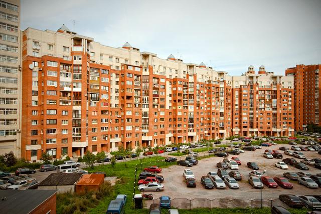 Строительный трест - построенный объект: ул. Савушкина, д. 138