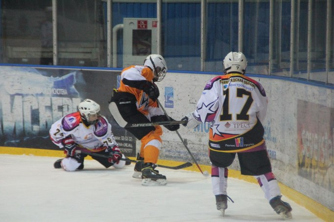«Строительный трест» поддерживает хоккей Ленинградской области - Строительный трест - фото №4